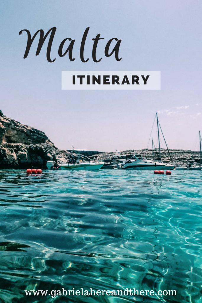 Malta Itinerary