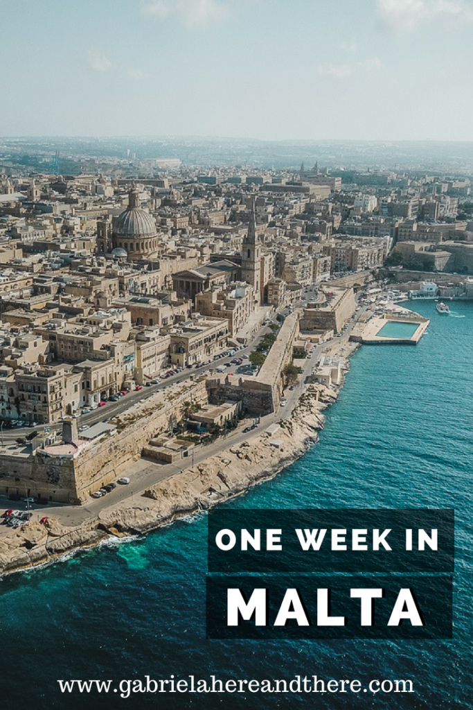 One Week in Malta