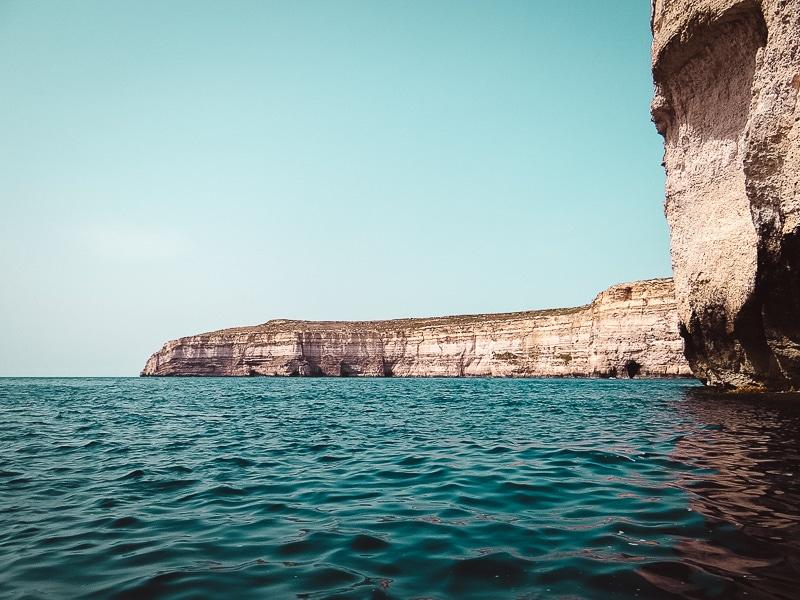 Inland Sea Tour, Gozo, Malta