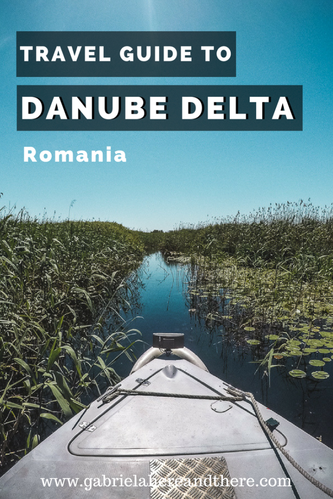 Travel Guide to Danube Delta, Romania