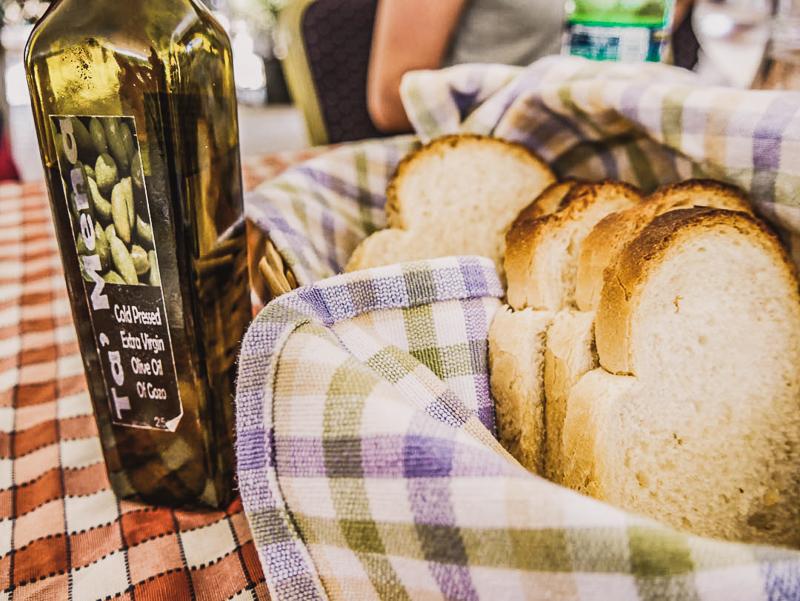 Olive Oil Tasting, Gozo, Malta