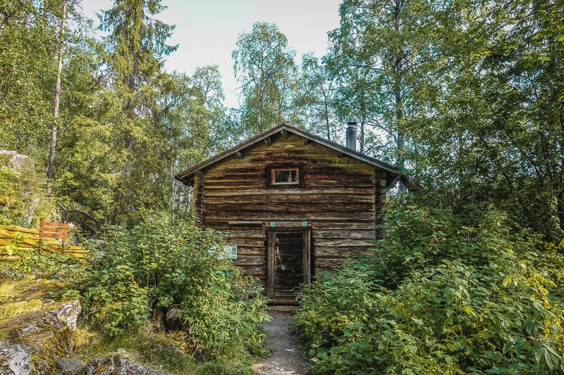 Wilderness Huts, Karhunkierros Trail, Finland