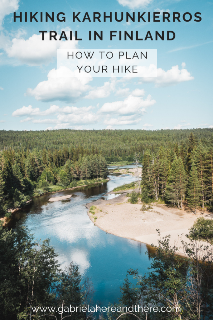 Hiking Karhunkierros Trail in Finland - How to Plan Your Hike