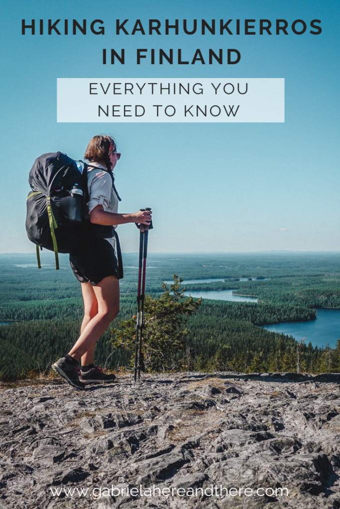 Hiking Karhunkierros in Finland - Everything You Need to Know