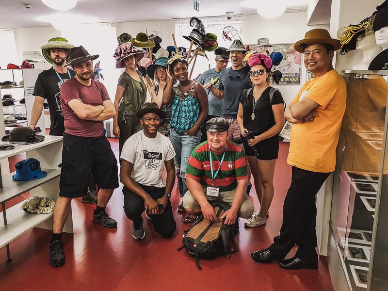 Town of Hats, Nový Jičín