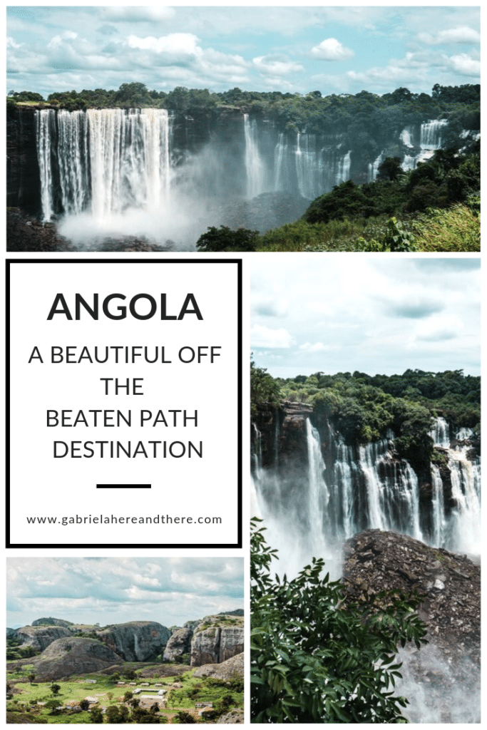 Angola - A Beautiful Off The Beaten Path Destination