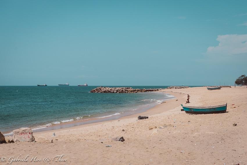 Ilha de Luanda, Angola