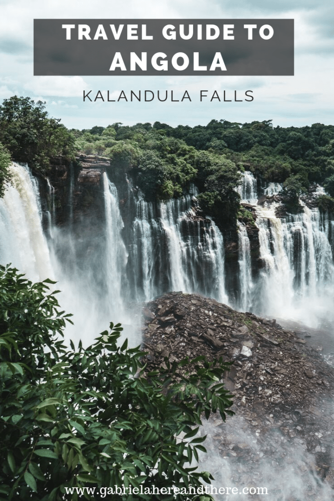 Travel Guide to Angola