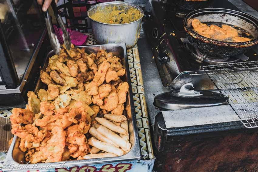 Bangar market, Brunei